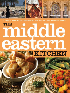 The Middle Eastern Kitchen Cookbook | Buy Online at the Asian Cookshop